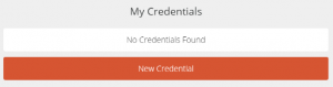new-credential