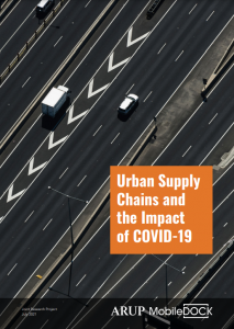 Urban Supply Chains Impact of COVID-19 ARUP MobileDOCK